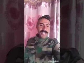 اقوة رد من جندي عراقي على نقيب المعلمين في الرصافة..