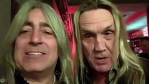 MIKKEY DEE from Motörhead opens his bar in Paris - ALABAMA BAR - with Nicko McBrain