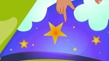 Twinkle Twinkle Little Star | Popular Nursery Rhyme with Lyrics for Children  | Video for Kids