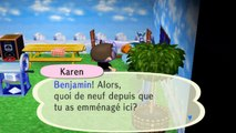 [Let's Play] Animal Crossing Let's Go to the City - Partie 2 - La rencontre des habitants