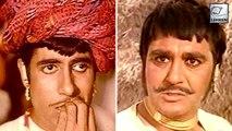 When Sunil Dutt Muted Amitabh Bachchan's Voice In This Movie