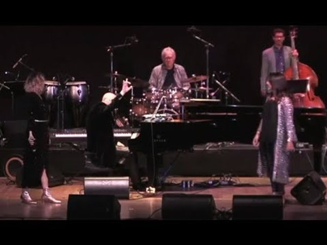 Queen and David Bowie - Under Pressure (Cover) - Mike Garson feat. Mayssa Karaa and Gaby Moreno