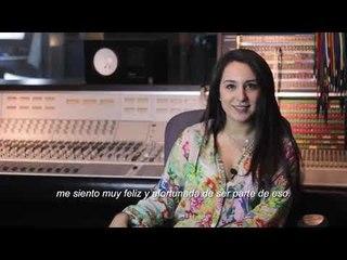 Middle Eastern Vocal Improvisation - Mayssa Karaa - Amal (Esperanza) by Fahed Mitri