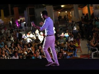 Malek Kenaan - Lo 3al Goumar - Damour Festival 2017   مالك كنعان - لو عالقمر - مهرجان الدامور ٢٠١٧