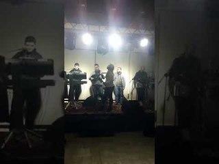 بروفة قبل حفلة راس السنة سوسن الحسن اغنية عراقية سلامات