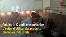 Pollution : les produits ménagers industriels trop toxiques