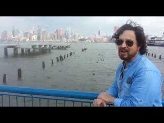 الأمل - حسام مدنية في نيويورك 17/8/2015