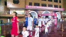 Guangzhou RF beat Shanghai Shenhua 2-1 in the CSL