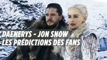 Game Of Thrones : Que vont devenir Jon Snow et Daenerys Targaryen ?