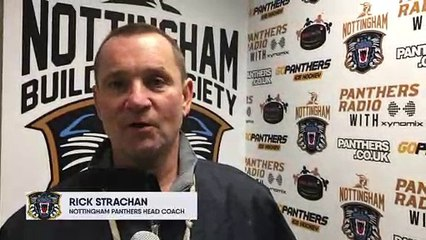 Pre-Finals Weekend: Rick Strachan