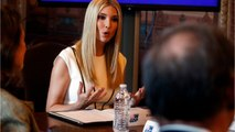Trump Says Ivanka Qualified For High-Level Positions Because She's 'Very Good With Numbers'