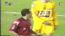 L'incroyable arrêt de Mickaël Landreau face à Ronaldinho