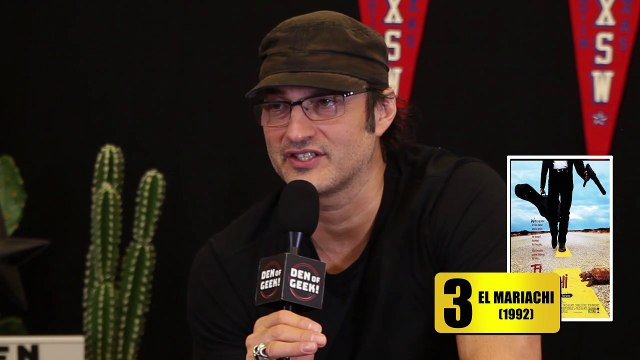 Can Robert Rodriguez Name His First Five Credits On IMDB?