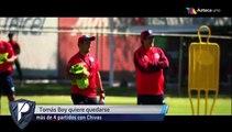 Tomás Boy habla en exclusiva con Azteca Deportes. | Azteca Deportes