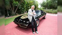 Actor Burt Reynolds' Car Going Up For Auction