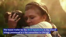 'Star Wars: Episode IX' Teaser Trailer Is Here