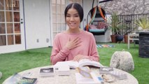 We Spent the Morning with Jhené Aiko, Her Tarot Cards, and Her Beloved Cats