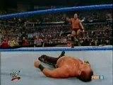Chris Benoit VS Steve Austin II, WWE Smackdown, Part 2.