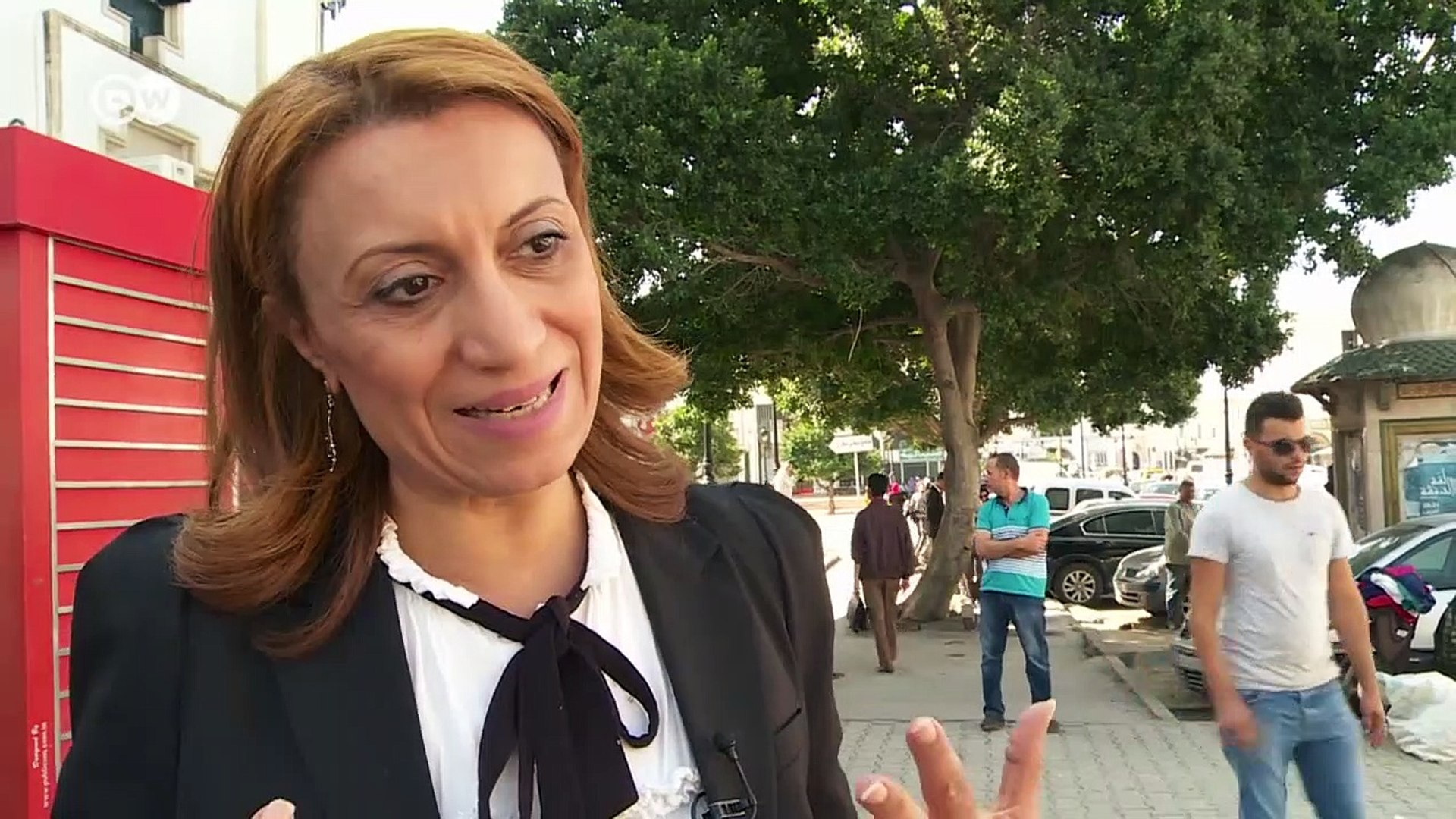 The first female mayor of Tunis | DW Documentary (Arab world documentary)