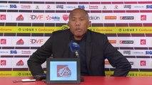 32e - Kombouaré : ''J'aurais signé pour prendre quatre points sur six''
