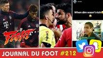 BALOTELLI se moque de PAYET, bagarre entre LEWANDOWSKI et COMAN, Neymar reste