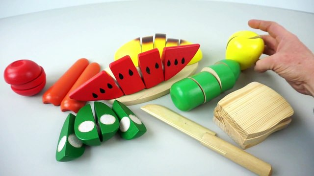 Learning Toy Cutting Velcro Food Cooking Playset   Learn Fruit And Veg   Toy Store - Toys For Kids!