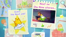 Om Nom Stories | ENGINEER | NEW s 7 | Cut The Rope - DREAM JOB | Funny cartns for Kids