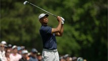 Tiger Woods Injured At Masters: Guard Fell On His Ankle