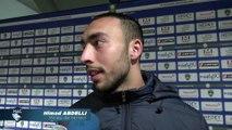 Après Sochaux - HAC (1-3), réaction d'Himad Abdelli