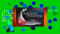 Full version  Principles of Athletic Training: A Competency-Based Approach  Best Sellers Rank : #1