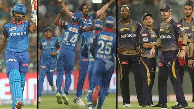 IPL 2019 : Delhi Capitals Defeat Kolkata Knight Riders By 7 Wickets || Match Highlights || Oneindia