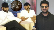 Interesting Update About RRR Movie | SS Rajamouli | Ram Charan  | NTR | Prabhas || Filmibeat Telugu