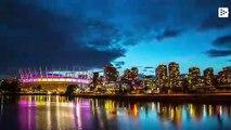 Las impresionantes vistas de Canadá y de la ciudad de Calgary
