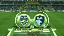 Sochaux - HAC (1-3) : le résumé vidéo du match