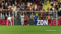 Evkur Yeni Malatyaspor 1 - 1 Aytemiz Alanyaspor Maçın Geniş Özeti ve Golleri
