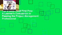 Full E-book Head First Pmp: A Learner's Companion to Passing the Project Management Professional