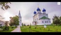 Las preciosas vistas de Rusia y su bonita ciudad de Veliky Novgorod