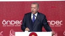 Cumhurbaşkanı Erdoğan Önder Genel Kurulunda Konuştu 2