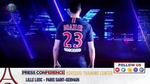 Replay : Conférence de presse de Thomas Tuchel avant Lille LOSC  - Paris Saint-Germain