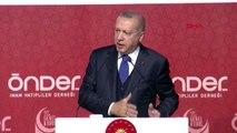 Cumhurbaşkanı Erdoğan Önder Genel Kurulunda Konuştu 1