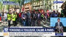 Acte XXII des gilets jaunes : tensions à Toulouse, calme à Paris