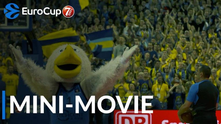 7DAYS EuroCup Finals Game 2 Mini-Movie