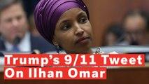 Democrats Respond To Donald Trump's 9/11 Tweet