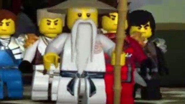 LEGO NinjaGo Masters of Spinjitzu S02E07 The Stone Army