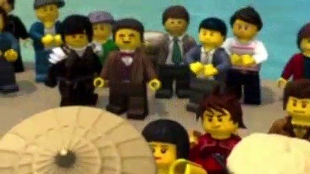 LEGO NinjaGo Masters of Spinjitzu S02E09 The Last Voyage