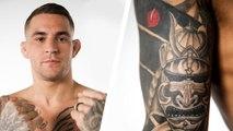 UFC Fighter Dustin Poirier Breaks Down His Tattoos
