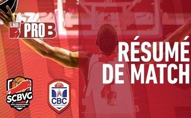 PRO B : Saint-Chamond vs Caen (J26)