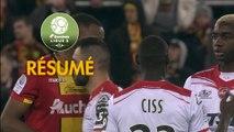 RC Lens - Valenciennes FC (0-0)  - Résumé - (RCL-VAFC) / 2018-19