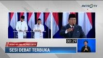 Prabowo Janjikan Sarapan dan Susu Gratis untuk Pemerataan Ekonomi