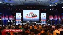 Debat Terakhir Pilpres 2019 Jokowi-Amin vs Prabowo-Sandi - Part 2